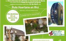 Un viaje en bicicleta por la historia y las tradiciones murcianas