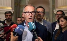 El ministro Guirao pide a la «gente sensata» que se movilice ante «las tres derechas»