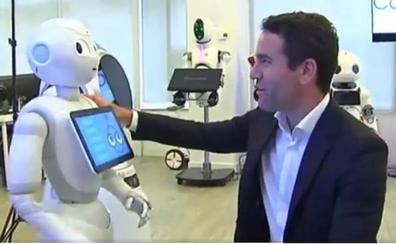 Teodoro García: «¿Qué les vas a decir a tus amigos los robots cuando vayan a votar el 28-A?»