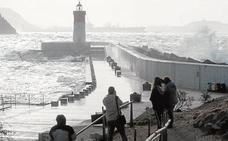 Activan el aviso amarillo por fenómenos costeros en Cartagena y Mazarrón para este martes