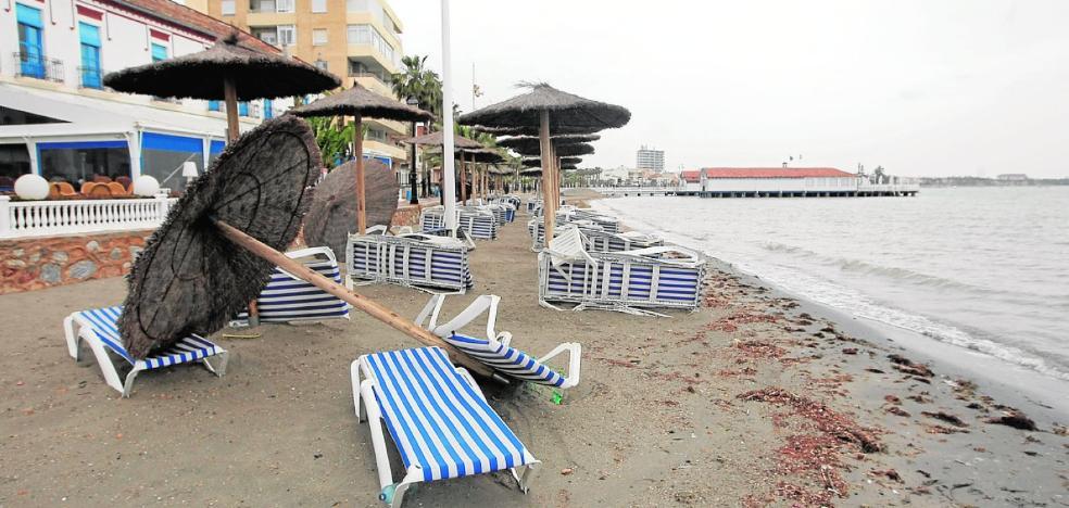 Los hoteles de la costa reclaman ocio para evitar fuga de clientes por la lluvia