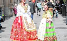 Un año para representar a Murcia
