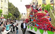 La Batalla de las Flores dispara un manto de olor por la ciudad