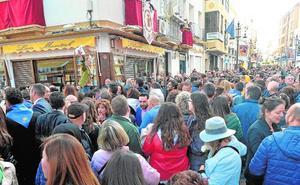 La Semana Santa de Lorca echa el cierre con 355.000 visitantes pese al mal tiempo