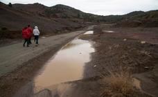 Denuncian arrastres mineros y fecales hacia varios pueblos y el Mar Menor