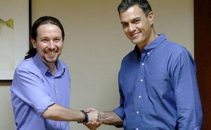 Sánchez evita aclarar quiénes serán sus socios preferentes