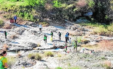 El Ministerio estudia la petición para declarar la cuenca alta del río Mula como reserva fluvial