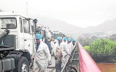 ANSE teme que haya «grandes cantidades» de petróleo aún bajo la rambla y la refinería