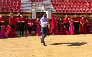 Miguel Abellán: «Al PP nadie puede darle lecciones de cómo defender la fiesta de los toros»