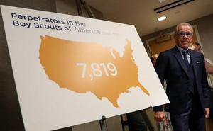 Los Boys Scouts de EE UU registraron 12.254 casos de abusos a menores