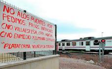 Las expropiaciones de las obras del AVE en Lorca incluyen 7 viviendas de primera residencia