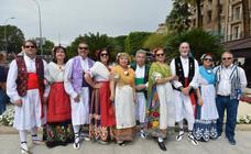 Los murcianos disfrutan del Bando de la Huerta