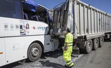 Reciben el alta todos los heridos del accidente de este miércoles en Cartagena
