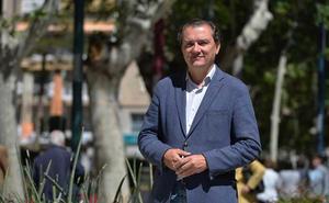 Miguel Garaulet: «Si gana el PSOE, ganarán Torra y Otegi, y para ellos Murcia no existe»