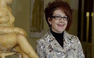 María Ángeles Esteban Abad, quinta mujer que ingresa en la Academia de Ciencias de Murcia