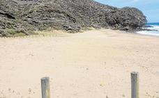 Podemos responsabiliza al PP de los actos vandálicos que sufre el Parque de Puntas de Calnegre