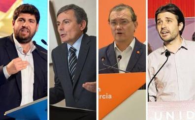 Así será la jornada de reflexión de los candidatos al Congreso y Senado por Murcia