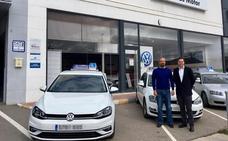 Autoescuela Cervantes sigue confiando en Volkswagen Huertas Motor