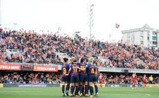 El Barcelona hace historia tras clasificarse a la final de Champions femenina