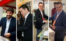 Jornada sin incidencias en Murcia en «un día histórico»
