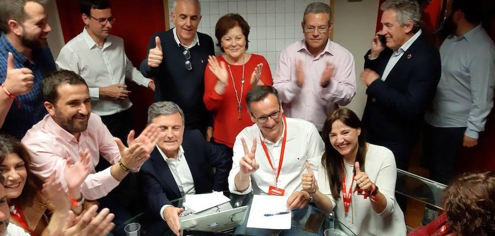 El PSOE acaba con 26 años de hegemonía electoral del PP en la Región