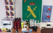 Detenido en Lorca por robar productos de peluquería valorados en 300.000 euros
