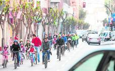 Los ciclistas urbanos buscan su 'línea del deseo'