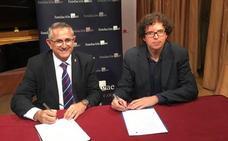 La SGAE y el Cante de las Minas firman un convenio para promocionar autores flamencos