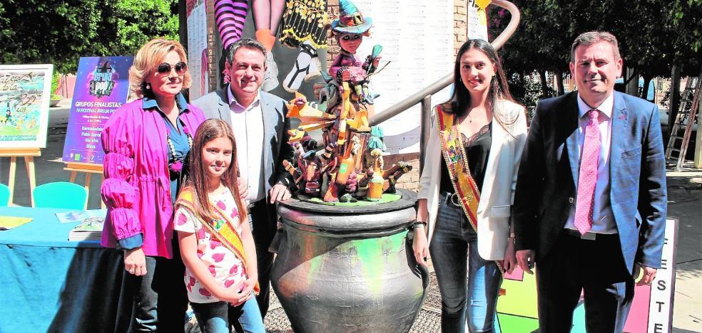 Conciertos, pasacalles y el desfile de carrozas centran las Fiestas de Mayo en Alcantarilla