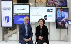 BBVA y Samsung colaboran en la creación de nuevos servicios para dispositivos móviles