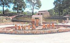El entorno de Santa Ana en Jumilla cuenta ya con varias zonas recreativas y una mejora en los accesos