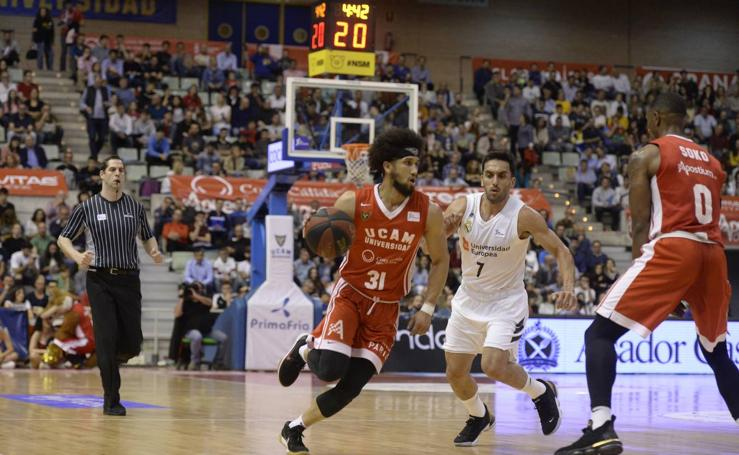 UCAM Murcia-Real Madrid (80-82)