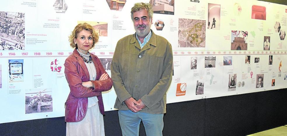 María José Peñalver será la primera decana del Colegio de Arquitectos