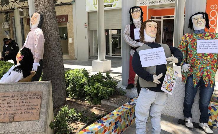 Fiesta de Los Mayos de Alhama de Murcia 2019