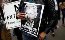 La Policía detiene al periodista español acusado de tratar de chantajear a Assange con vídeos comprometidos