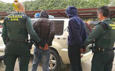 Detenidos los dos presuntos atracadores de un vecino de Cieza
