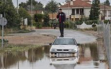 Abril fue el más húmedo del siglo en la Región de Murcia