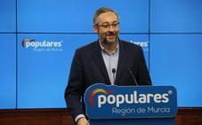 El PP regional se defiende y pasa al ataque con Cs: «Es el partido tránsfuga por antonomasia»