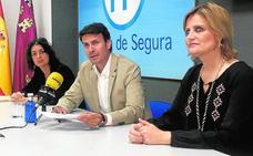El PP de Molina propone al resto de grupos un pacto para una campaña «pacífica»