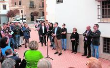Una calle recuerda al periodista Antonio Soriano dos meses después de su fallecimiento