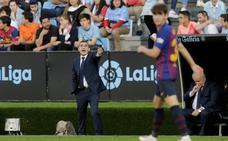 Valverde: «Dembélé es importante y su lesión es un contratiempo»