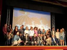El actor Manolo Zarzo es homenajeado en Mula