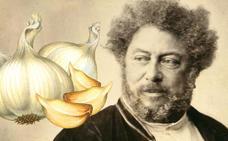 La sopa de ajo según Dumas