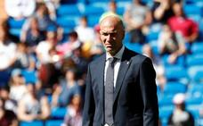 Zidane: «Hicimos cosas buenas y algunas algo peores, sobre todo al final»