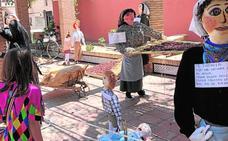 El secador de pimientos gana Los Mayos