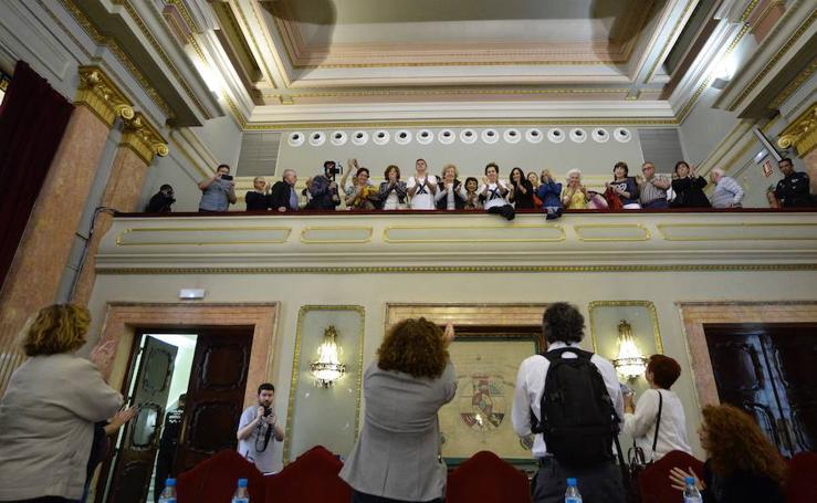 El Pleno aprueba por mayoría una inversión de 14,5 millones para el soterramiento
