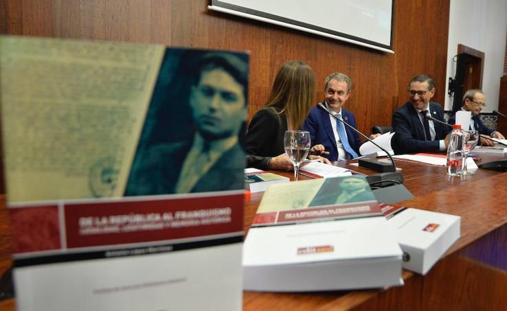 Zapatero defiende la exhumación de Franco y asegura no entender la polémica generada