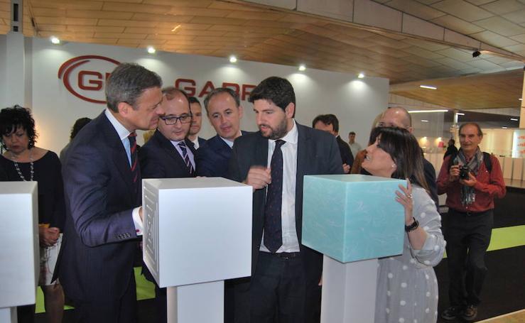 Arranca la Feria del Mueble de Yecla con 120 expositores