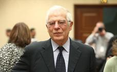 Josep Borrell participa este sábado en un acto de campaña en Murcia