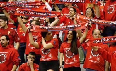 El UCAM Murcia CB fija el precio de las entradas frente al Unicaja en 5 euros
